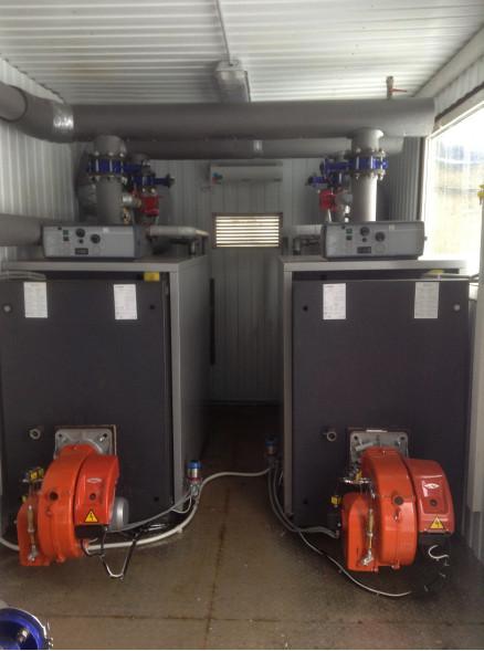 модульная дизельная котельная 500 квт